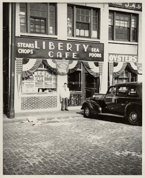 The 1929 Liberty Cafe