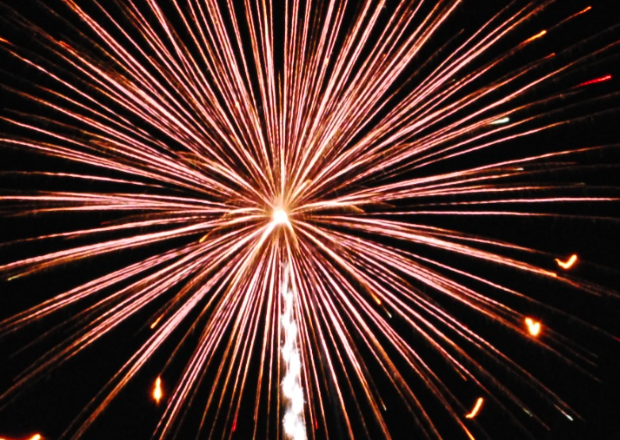 Liberty Wharf, 4th of July, Fireworks