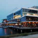 Liberty Wharf Nightlife, June 2011